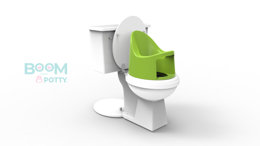 Boom Potty for your baby