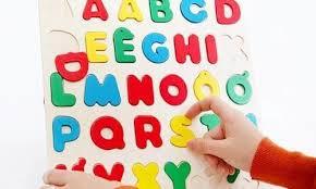 dạy bé học bảng chữ cái
