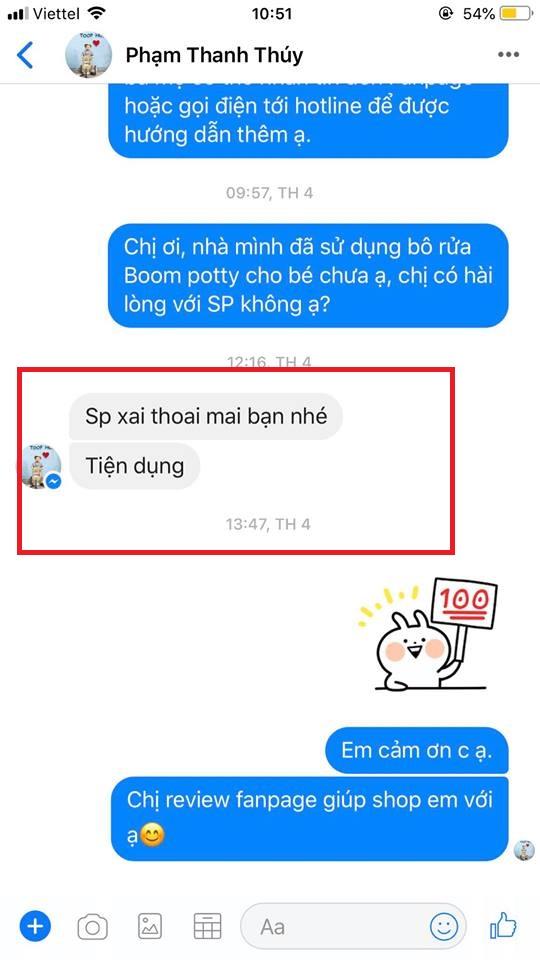 RV-Boom Potty- Thanh Thúy