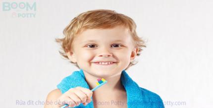 Cách vệ sinh răng miệng cho bé 3 tuổi