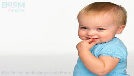 Cách vệ sinh răng miệng cho trẻ dưới 2 tuổi