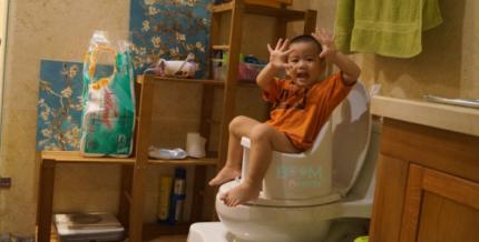 Chức năng của bô rửa Boom Potty