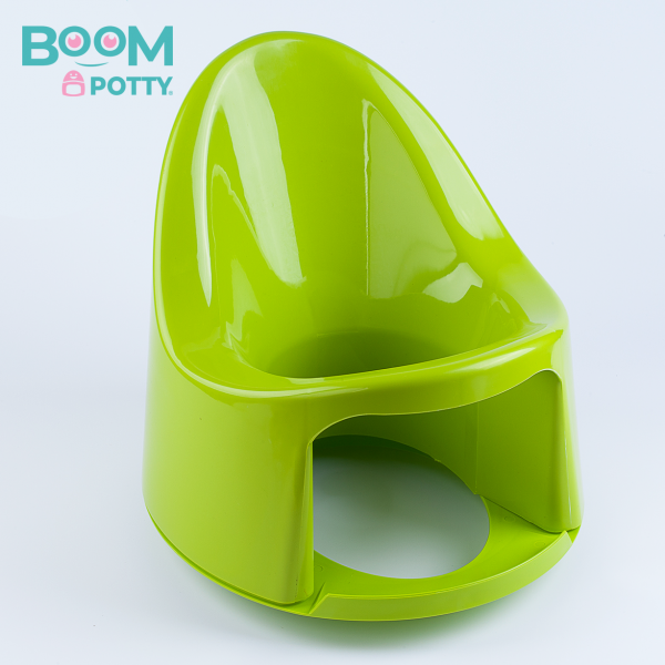 Boom Potty Trailer