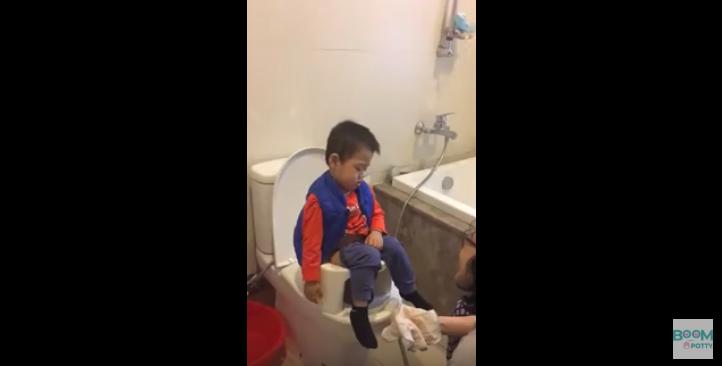 Trải nghiệm bô boom potty của mẹ trúc quỳnh