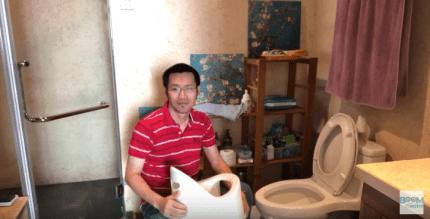 Boom potty- sản phẩm bô xuất khẩu thị trường mỹ