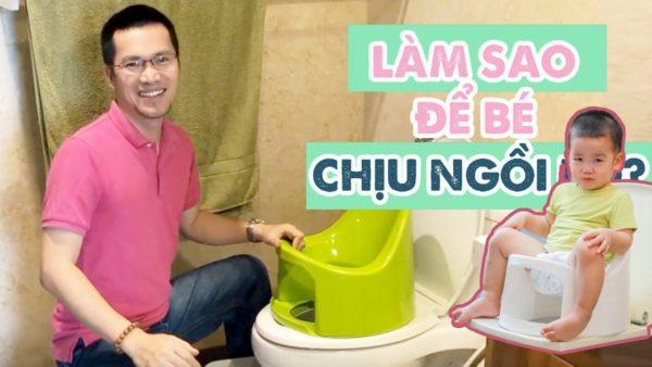 Tại Sao Ba Mẹ Cần Bô Rửa Boom Potty?