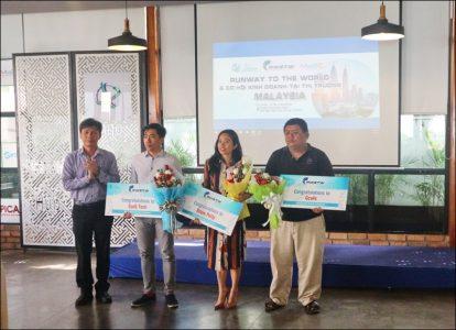 Báo Netnews: 3 startup Việt được tuyển chọn đi Malaysia trong chương trình Runway To the World