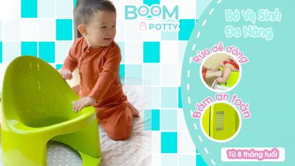 Mua bô vệ sinh Boompotty ở đâu?