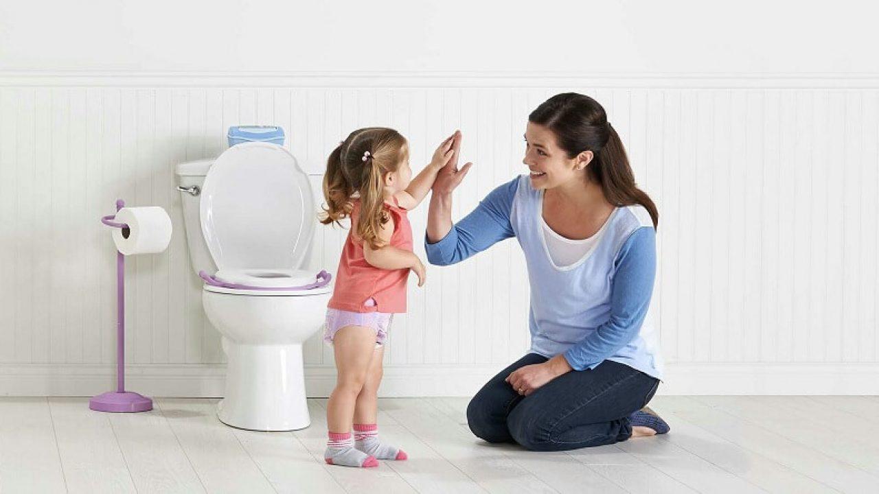 Làm thế nào để bé tự đi vệ sinh?