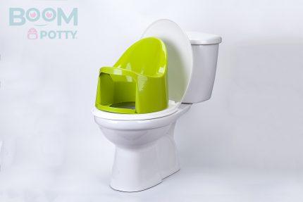 Tác dụng bô Boom Potty vào mùa đông- review của khách hàng