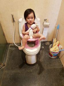 Đánh giá bô vệ sinh đa năng Boom Potty của chị Trần Thu Hiền