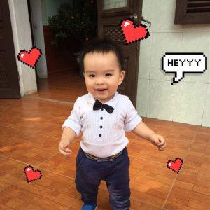 Đánh giá bô vệ sinh Boompotty của mẹ Kenni Chan