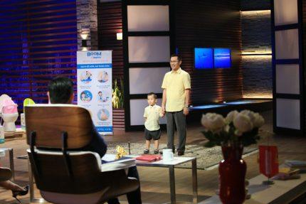 Soha| Ông bố bỉm sữa gọi vốn thành công trên Shark Tank với Boom Potty