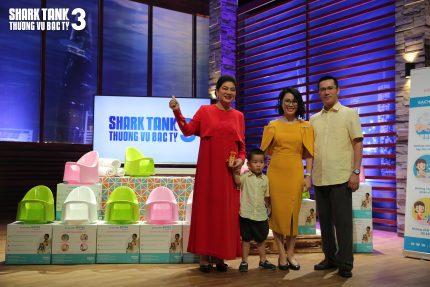 Cafebiz| Shark Liên vẫn quyết đầu tư vào dự án bô vệ sinh Boom Potty