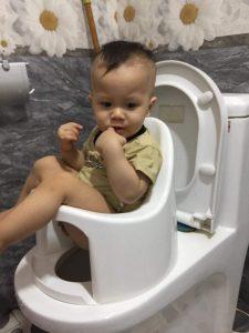 Review đánh giá bô vệ sinh Boom Potty của chị Tô Mỡ, Như Nguyễn, Lê Na