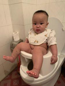 Trải nghiệm sau khi sử dụng Boom Potty của chị Minh Thư
