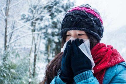 Mùa lạnh nên cho trẻ ăn gì để khỏi nhanh cảm cúm ?