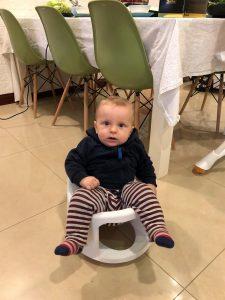 Review của các ông bố bà mẹ nước ngoài khi trải nghiệm Boom Potty