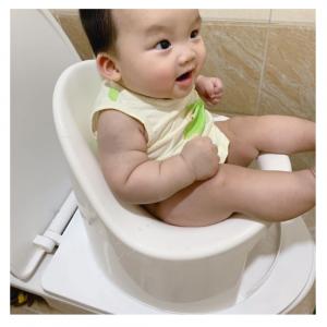 Review của chị Thu Huyền sau 1 tuần sử dụng bô Boom Potty