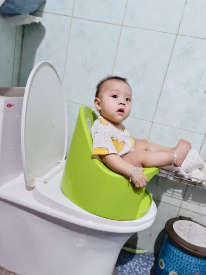 Review Boom Potty