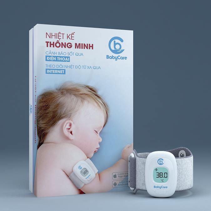 Nhiệt kế thông minh Baby Care